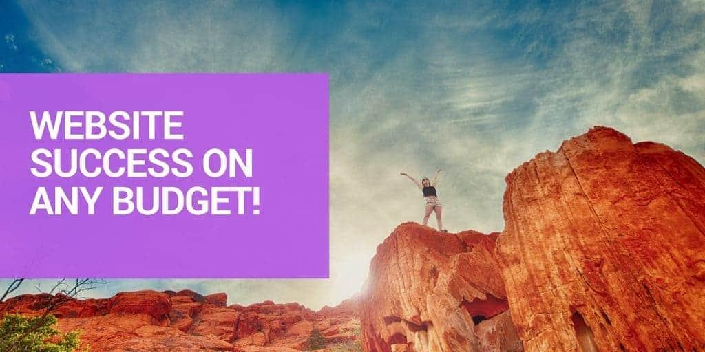WordPress Design & Development for success on any budget!