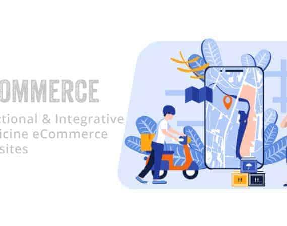 Functional & Integrative Medicine eCommerce Websites